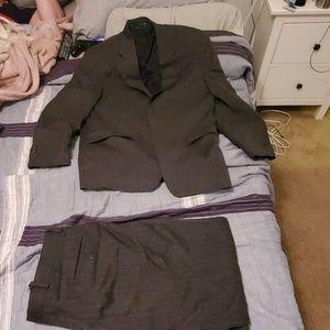 Ralph Lauren Pinstripe Suit